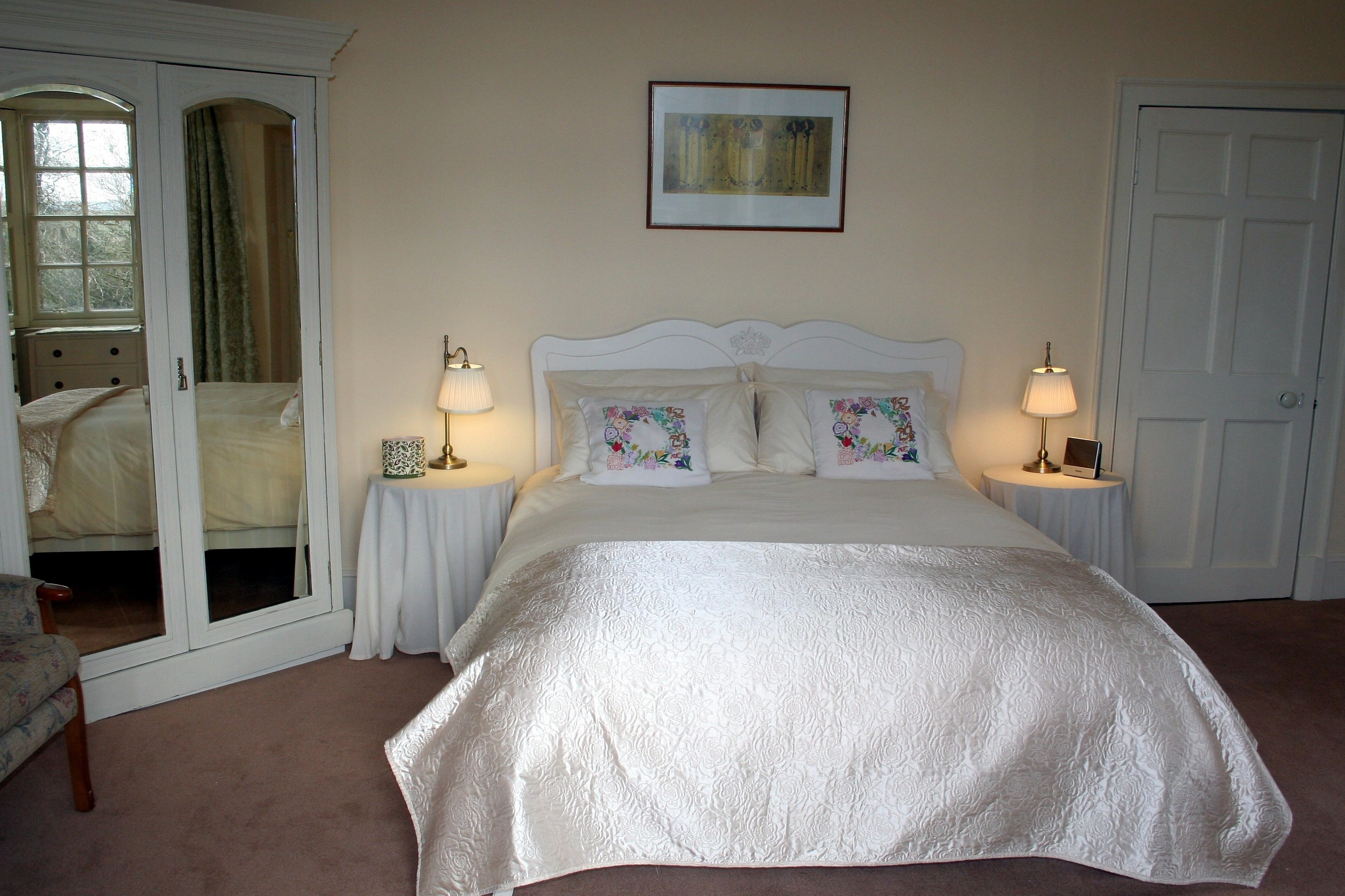 Dallars B&B Auchenskeigh Room